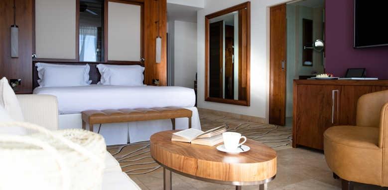 Jumeirah Port Soller, deluxe sea view room