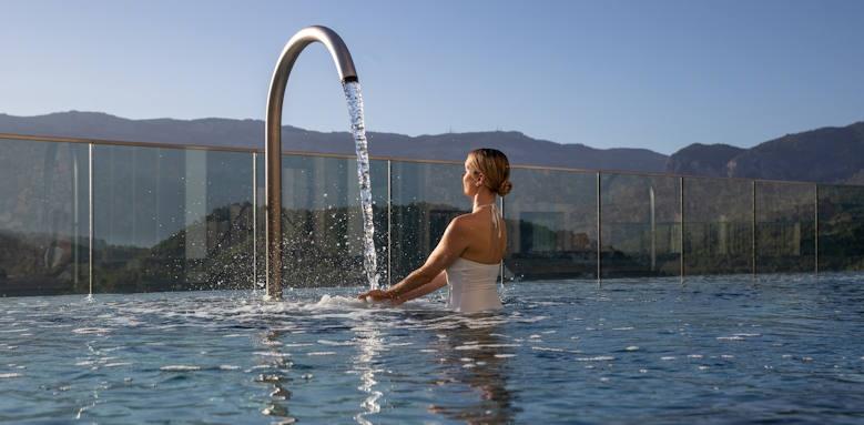 Jumeirah Port Soller, hydro pool