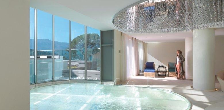 Jumeirah Port Soller Hotel & Spa, reflecting pool