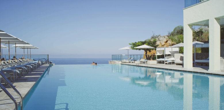 Jumeirah Port Soller, infinity pool