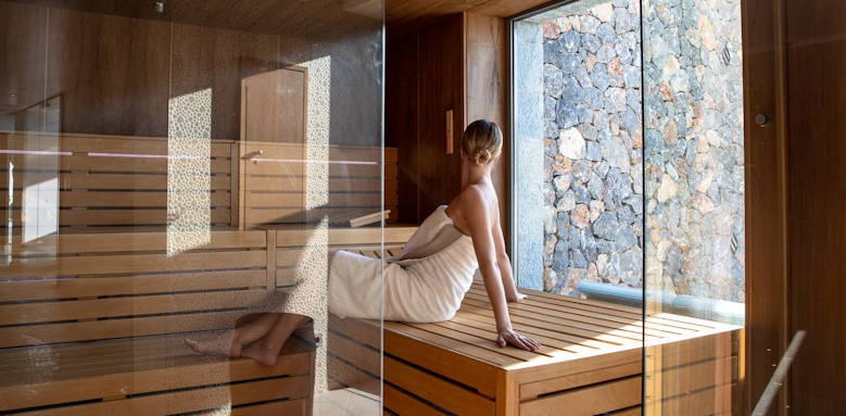 Jumeirah Port Soller,  sauna