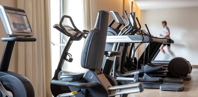Jumeirah Port Soller, gym