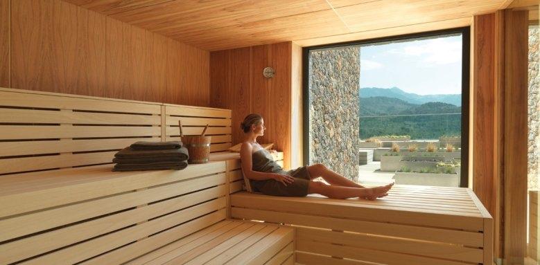 Jumeirah Port Soller Hotel & Spa, sauna