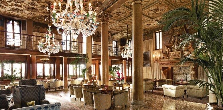 Hotel Danieli, bar lounge Dandolo