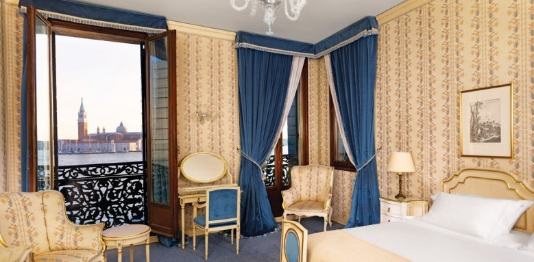 Hotel Danieli, deluxe double lagoon view
