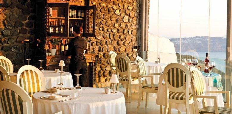 Petit Palace, restaurant