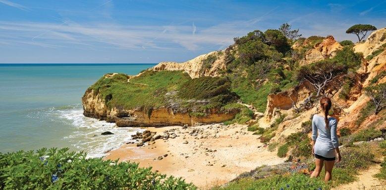 Porto Bay Falesia, beach