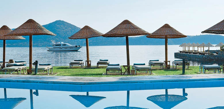Elounda Golf, Pool