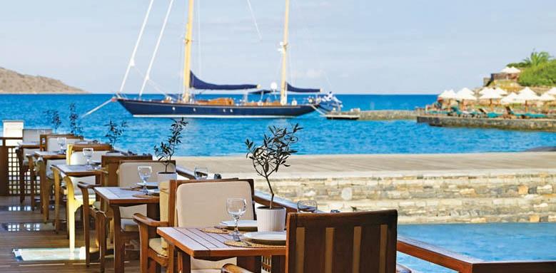 Elounda Golf, Odysseus Restaurant