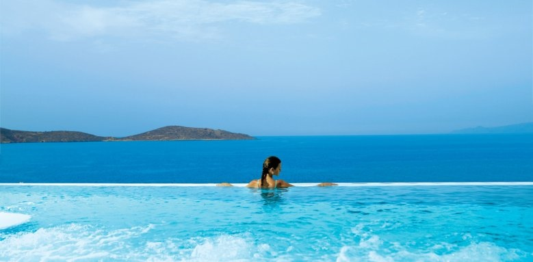 Porto Elounda Golf & Spa Resort, six sense spa