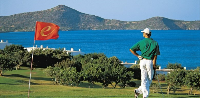 Porto Elounda Golf & Spa Resort, golfing