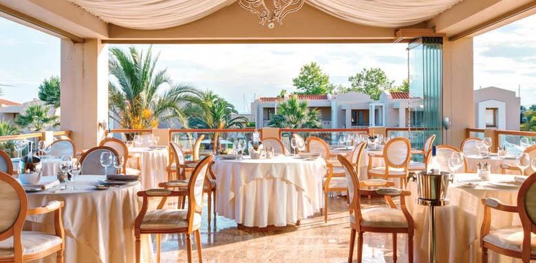 Porto Sani Village, Caviar Restaurant