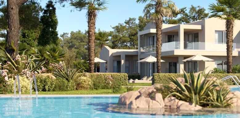 Porto Sani Village & Spa, pool view