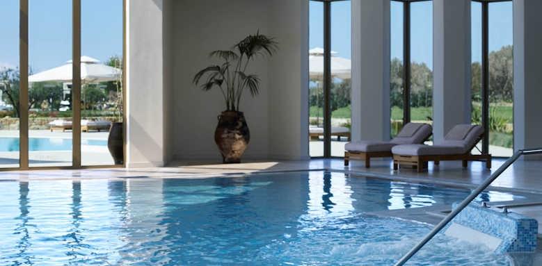 Porto Sani Villag, inside pool