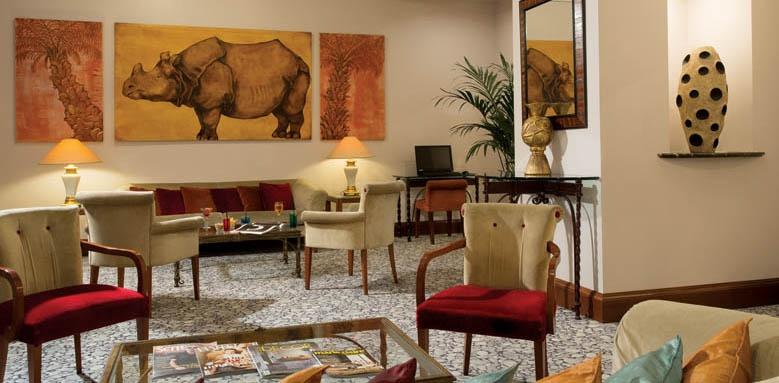 Hotel Dei Mellini, lobby
