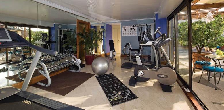 Hotel Dei Mellini, Gym