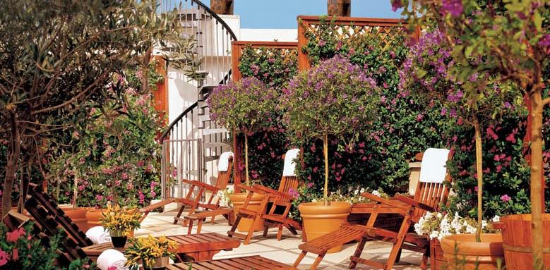 Hotel Dei Mellini, Solarium