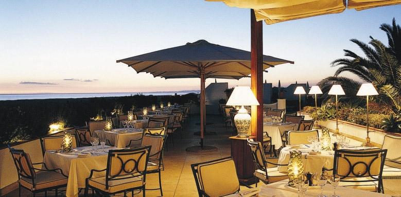 Hotel Quinta Do Lago, sunset