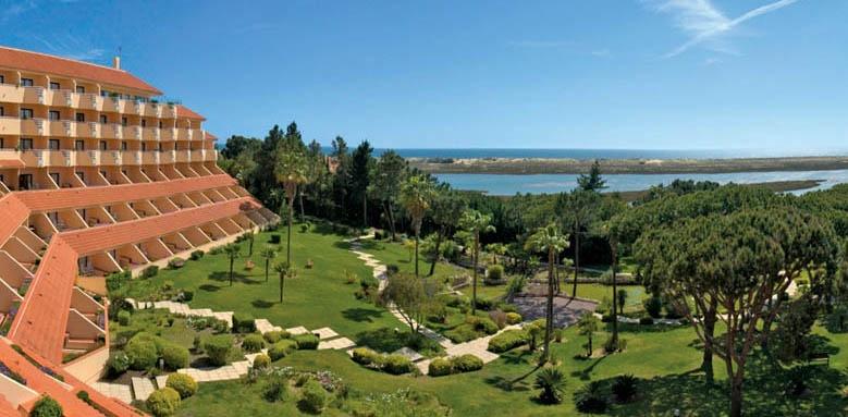 Hotel Quinta Do Lago, panoramic view