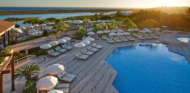 Hotel Quinta Do Lago, swimming pool