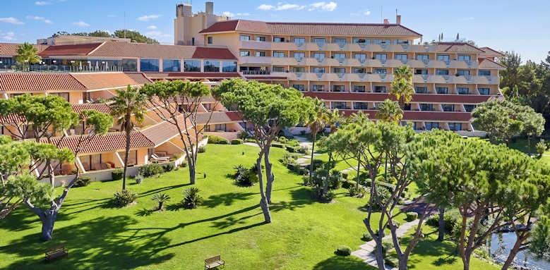 Hotel Quinta Do Lago, view of hotel