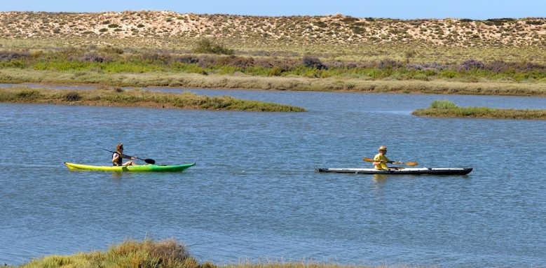 Hotel Quinta Do Lago, kayaking