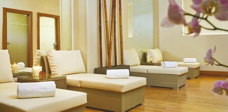 Ria Park, spa lounge