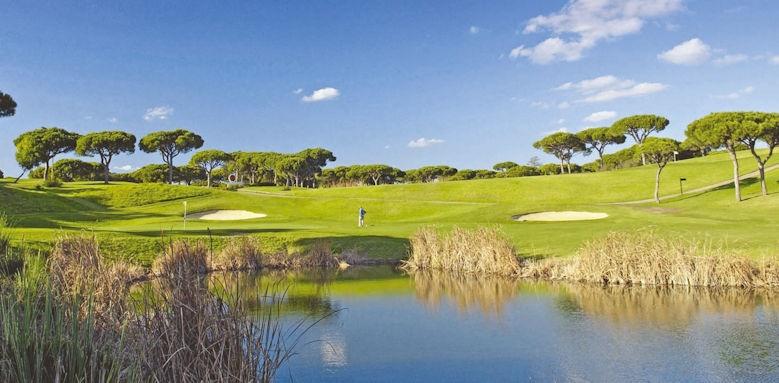 Ria Park, golf course