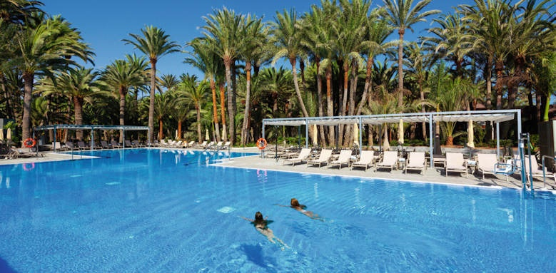 riu palace oasis, pool swimming