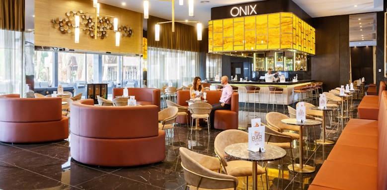 riu palace oasis, lobby bar