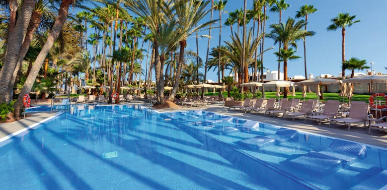 riu palace oasis, pool