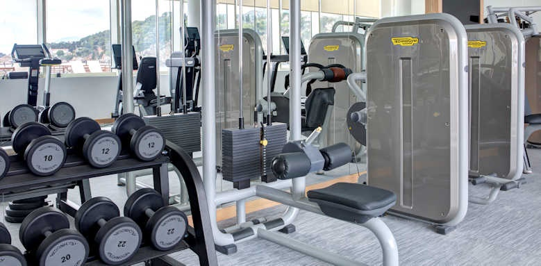 Rixos Premium, gym