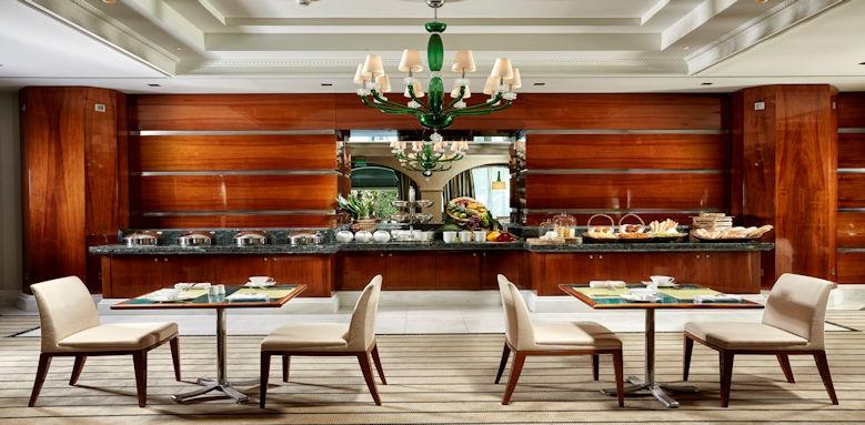 Rodos  Park Suites Brasserie Breakfast room