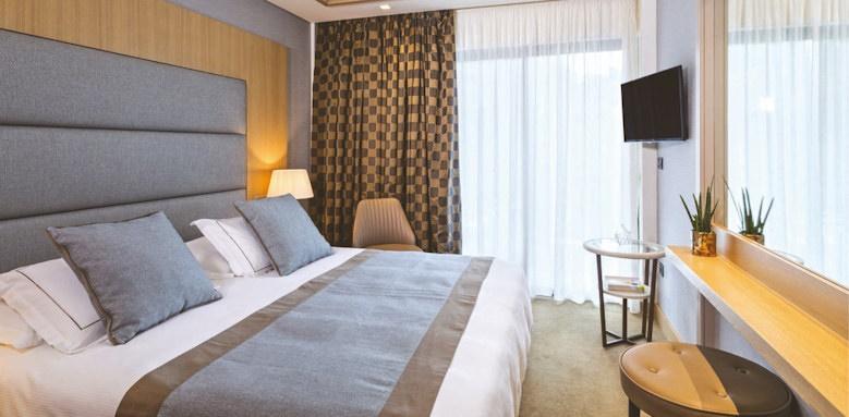 rodos park suites, double room