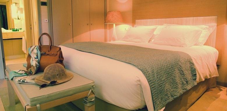 Rodos Park Suites & Spa, executive summer suite bedroom