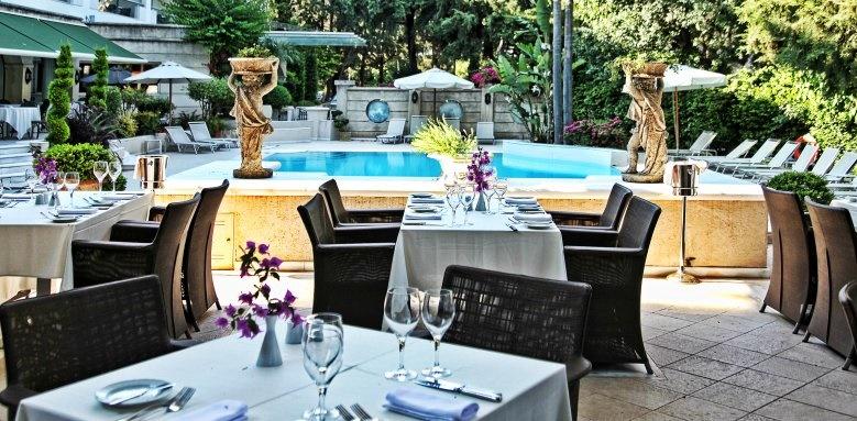Rodos Park Suites & Spa, terrace