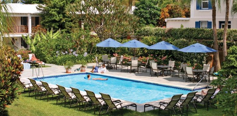 Rosedon Hotel, pool