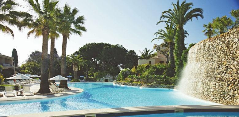 Villalara Thalassa, pool