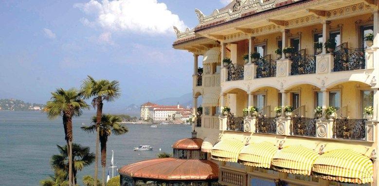 Villa & Palazzo Aminta, facade