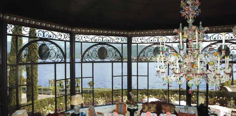 Villa & Palazzo Aminta, restaurant I Mori