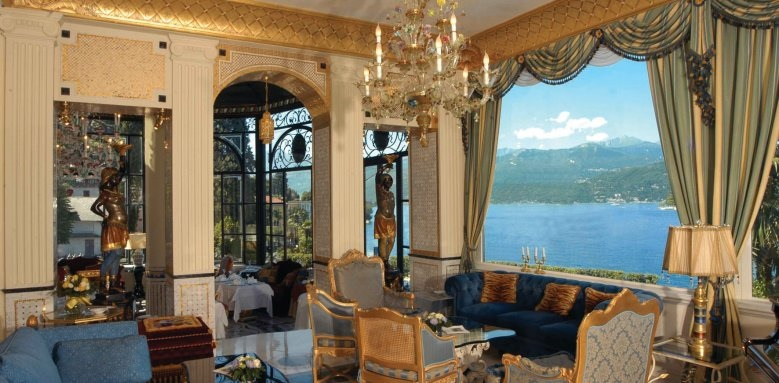 Villa & Palazzo Aminta, lounge