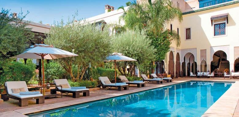 Villa Des Orangers, hotel exterior