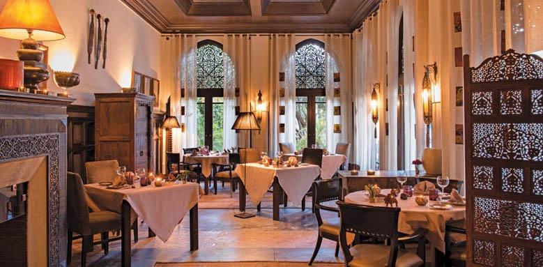 Villa Des Orangers, restaurant