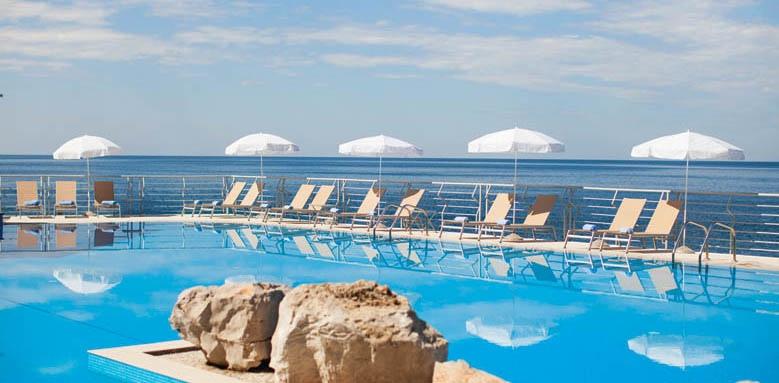 Hotel Dubrovnik Palace, pool