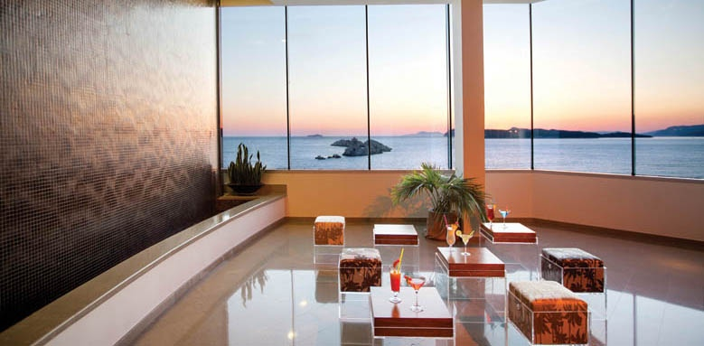 Hotel Dubrovnik Palace, sunset lounge
