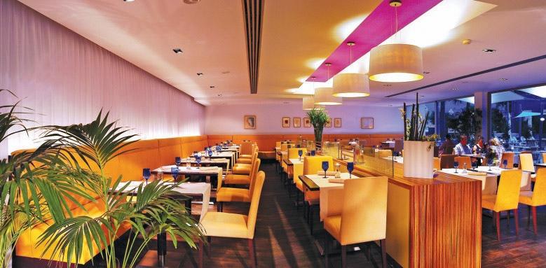 Aimia Hotel, Airecel Restaurant