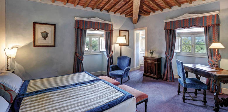 Villa La Massa, double room