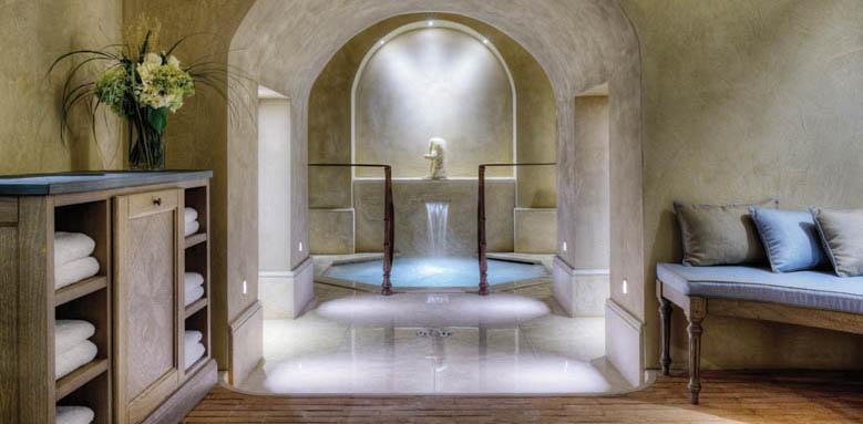 Villa La Massa, Roman bath