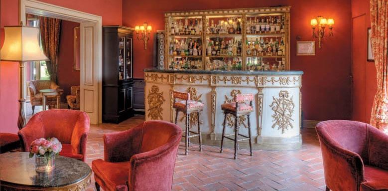 Villa La Massa, mediceo bar