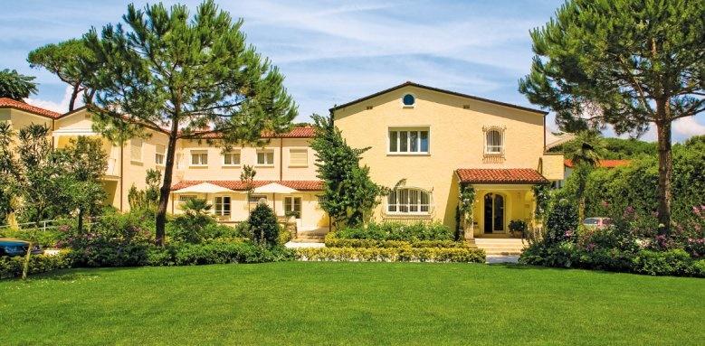 Villa Roma Imperiale, garden